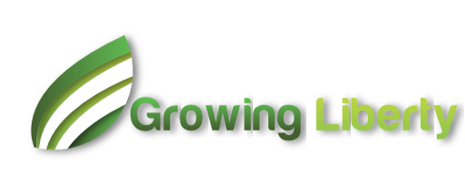 Growing Liberty LLC (tm) Logo
